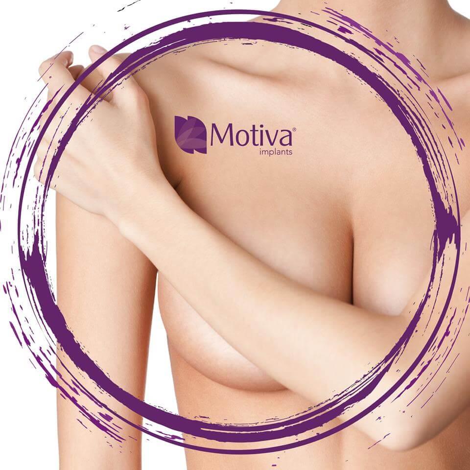 風靡全球新一代隆乳材質【Motiva魔滴】!